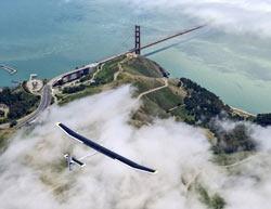 Летательный аппарат Solar Impulse (Солнечный Импульс)