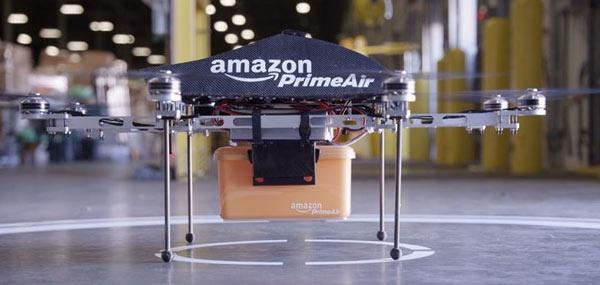 гексакоптер Amazon Prime Air