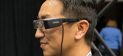 Цифровые очки Moverio BT-200 от Epson