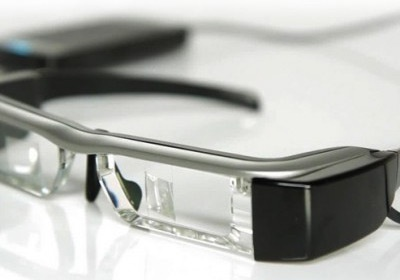 Цифровые очки Epson Moverio BT-200
