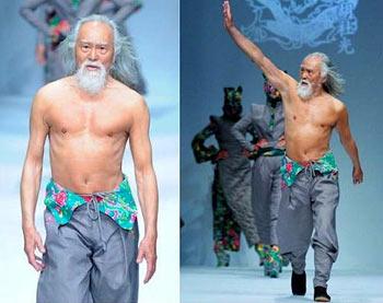 Ван Дешунь - китайский актёр - модель