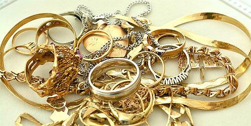 Изделия из золота - чистка, уход