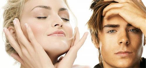 Морщины - удаление морщин - массаж и самомассаж лица