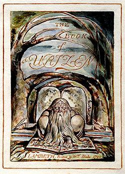 Первая книга Уризена - Уильям Блейк