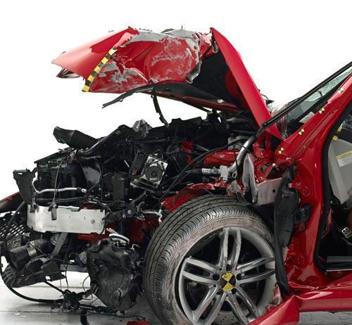Десятка самых безопасных автомобилей 2018