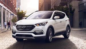 Hyundai Santa Fe Sport - Десятка самых безопасных автомобилей 2018