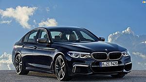 BMW 5-Series 2018 - Десятка самых безопасных автомобилей 2018
