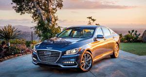 Genesis G80 - Десятка самых безопасных автомобилей 2018