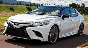 Toyota Camry 2018 - Десятка самых безопасных автомобилей 2018