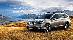 Subaru Outback - Десятка самых безопасных автомобилей 2018