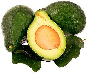 Авокадо - Простые продукты, которые успокоят нервы