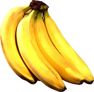 Банан - Простые продукты, которые успокоят нервы