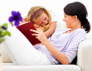 Чаще читайте сами - 10 способов привить ребёнку любовь к чтению