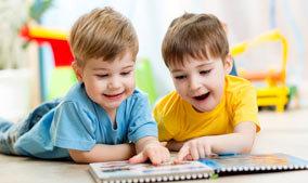 Чтение с другом - 10 способов привить ребёнку любовь к чтению