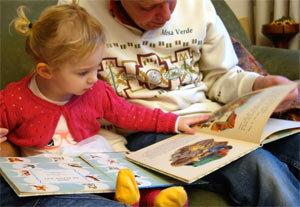 """""""Детектив"""" по картинкам - 10 способов привить ребёнку любовь к чтению"""