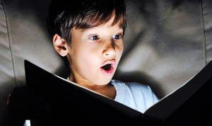 Звезда истории - 10 способов привить ребёнку любовь к чтению