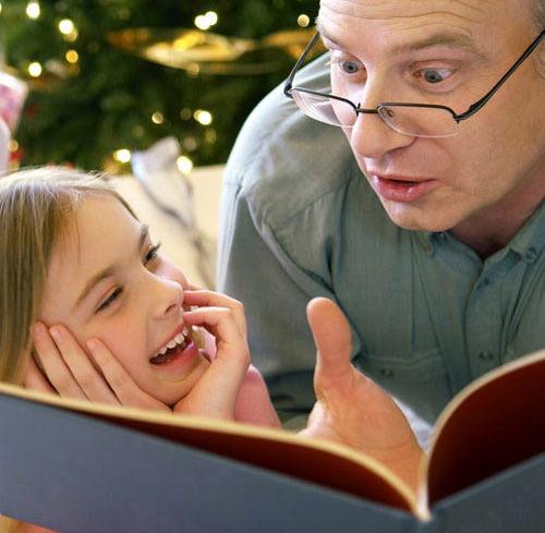 Десять способов привить ребёнку любовь к чтению