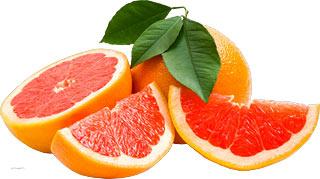 Грейпфрут - Лучшие продукты для сжигания жира