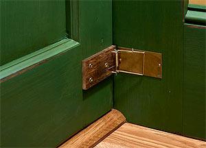 Доводчик для двери - Лайфхак