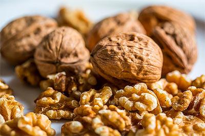 Грецкие орехи - полезно для печени