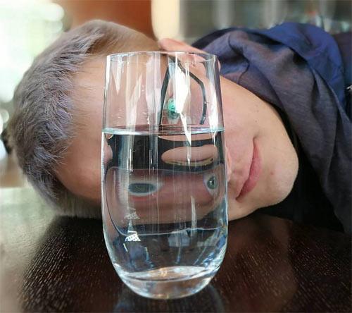 Пить надо уметь...