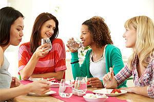 Пить надо уметь - Пейте перед едой. Перерыв на воду