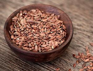 Семена льна - Лучшие продукты для сжигания жира