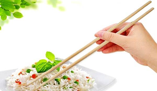 Китайские деревянные палочки для еды
