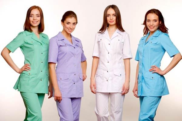 Современная медицинская одежда