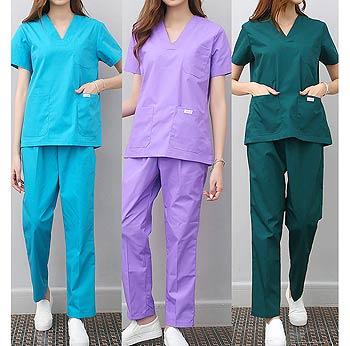 Современный медицинский костюм